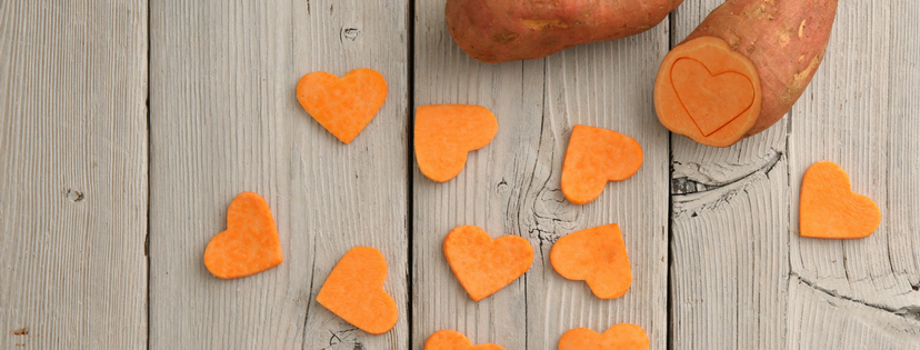 National Sweet Potato Month