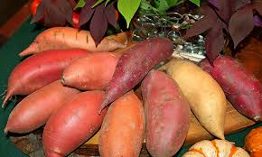 Happy National Cook A Sweet Potato Day!